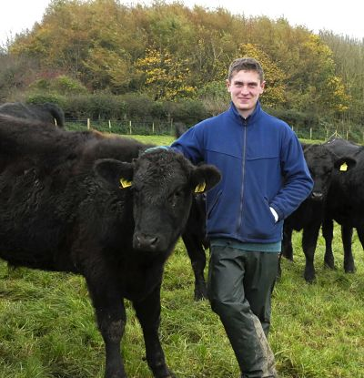 Frank Turley from Downpatrick looks forward to welcoming farmers at the forthcoming GrassCheck farm walk