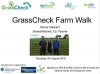 GrassCheck Dairy Farm Walk - Henry Stewart - 16th August 2018