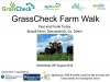 GrassCheck Beef Farm Walk - Paul & Frank Turley - 29th August 2018